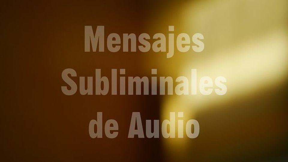 sonidos de la naturaleza Es efectiva la terapia subliminal 16 9