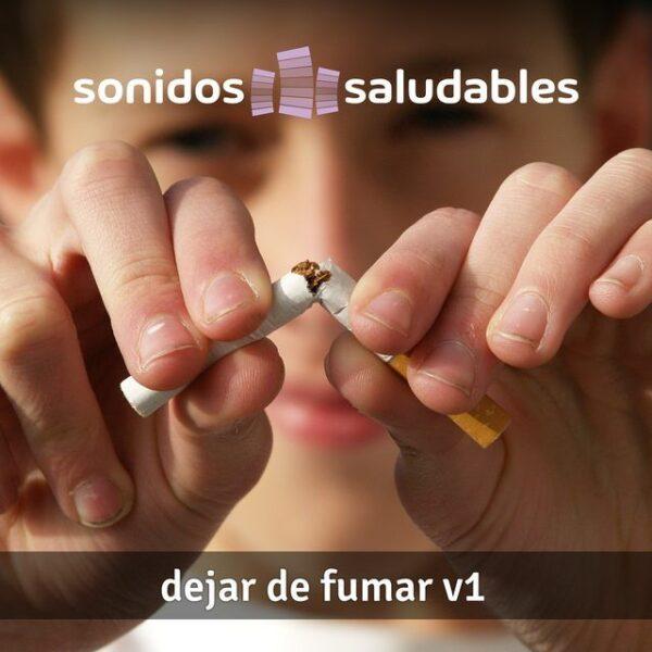 Sonidos Saludables TG002 Dejar de fumar v1