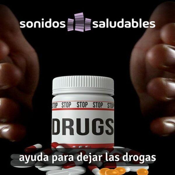 Sonidos Saludables TG007 Ayuda para dejar las drogas 1