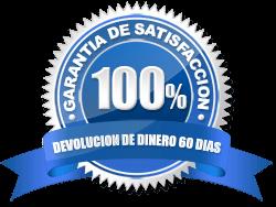 Sonidos Saludables - Ganratía de 60 días azul
